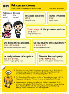 839-Princess Syndrome