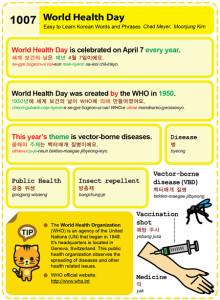 1007-World Health Day